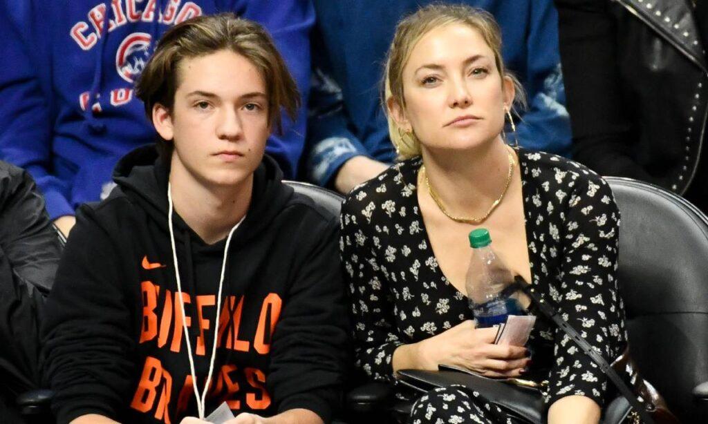 Kate Hudson e Ryder Robinson