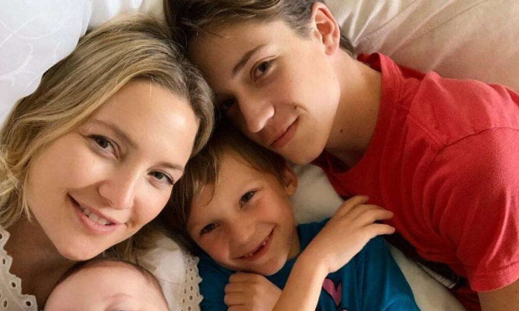 Figli di Kate Hudson