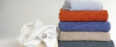 Asciugamani puliti