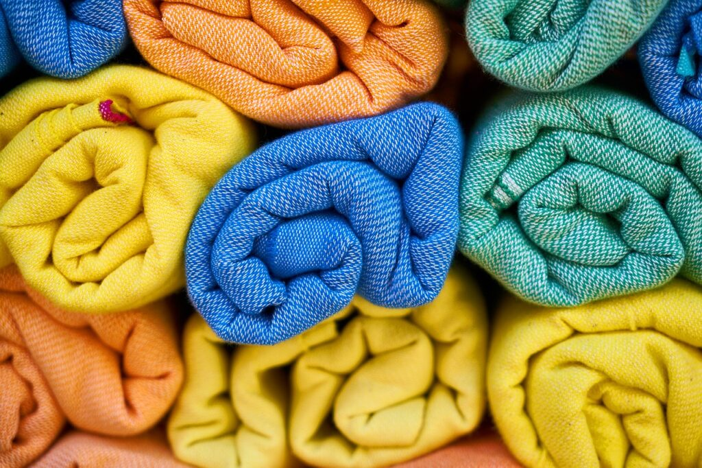 Come lavare asciugamani e lenzuola