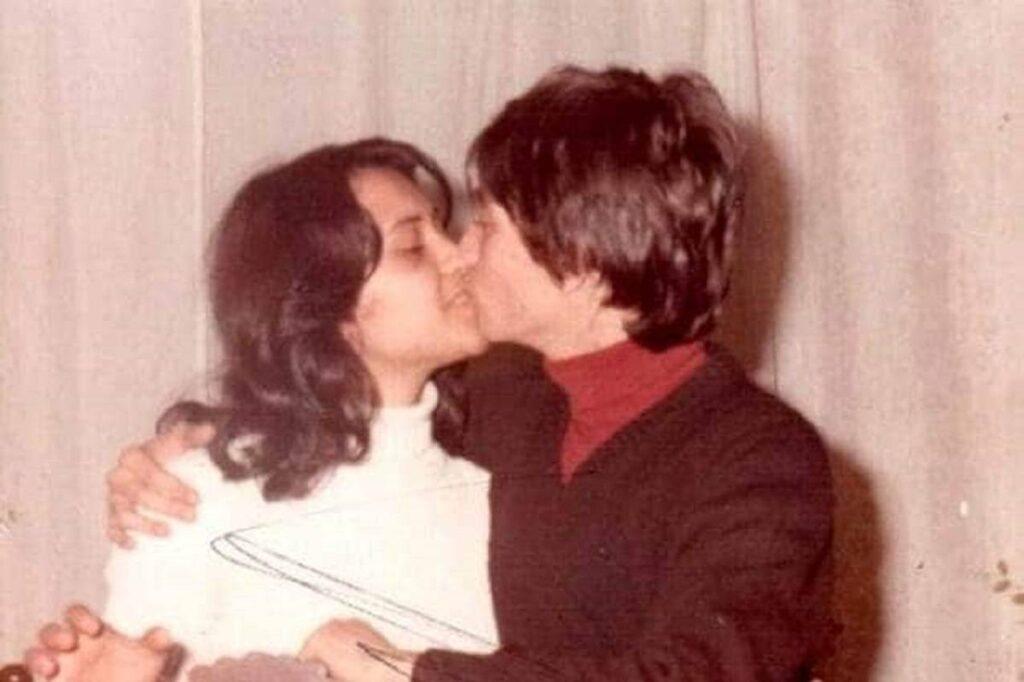 Nino D'Angelo e Annamaria Gallo