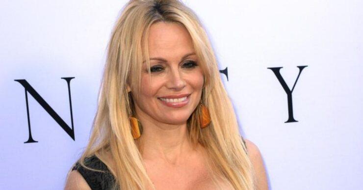 Foto Pamela Anderson