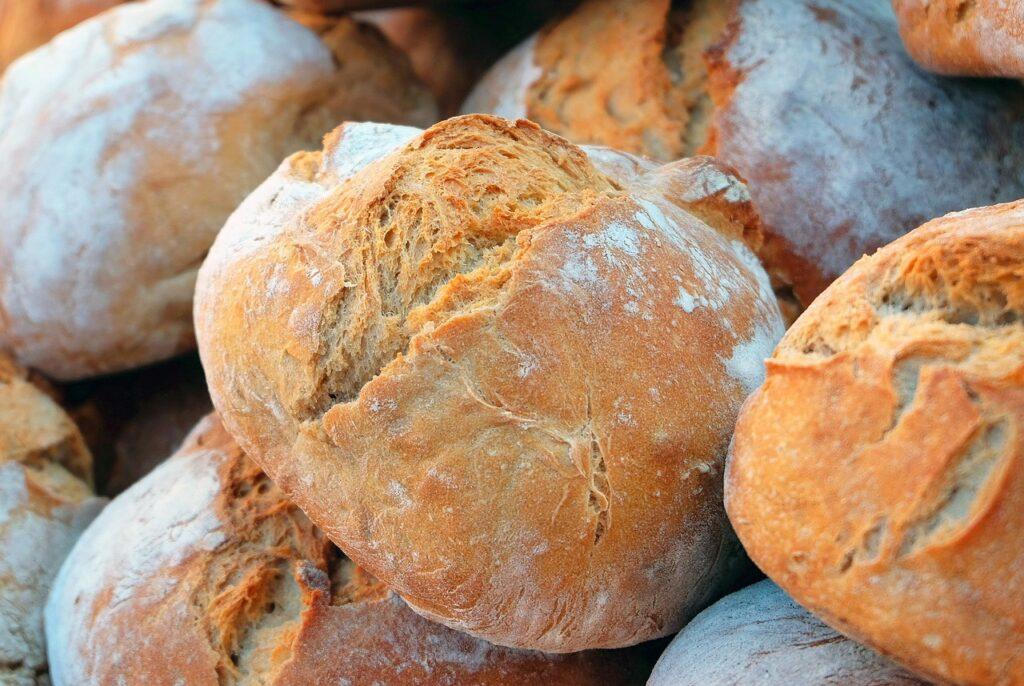 Come rendere il pane di nuovo croccante