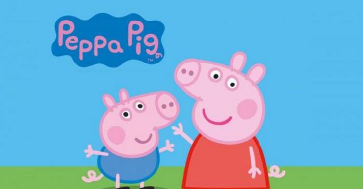 Cartone Peppa Pig