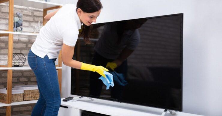 Cosa usare per una pulizia profonda del tuo televisore