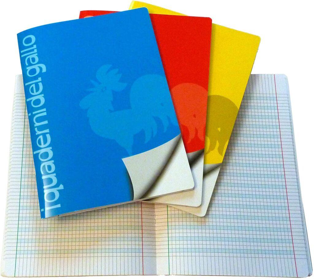 Quaderno per disgrafici e dislessici