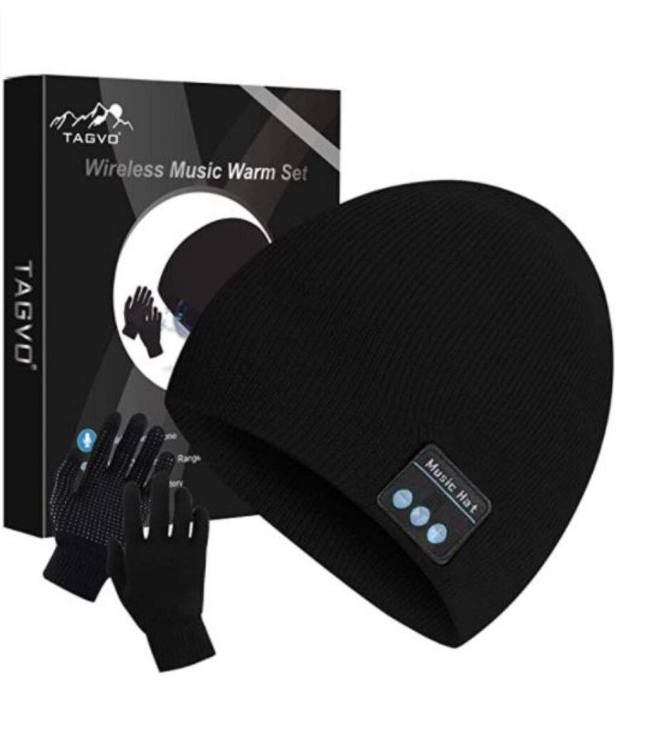 Set cappello e guanti
