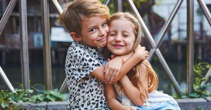 Fratello e sorella