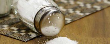 usi del sale per pulire tutta casa