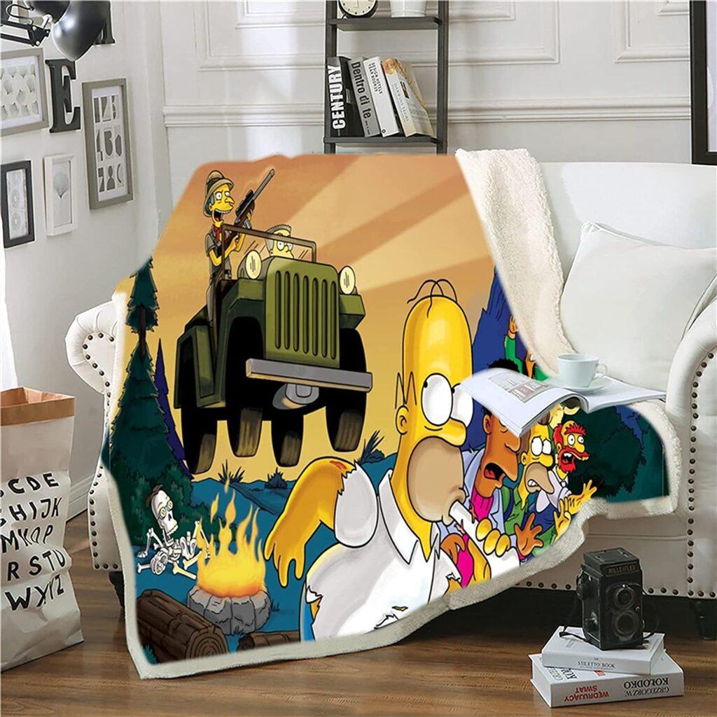 Coperta Simpson