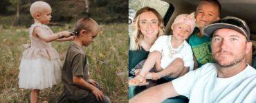 sorella di 3 anni malata di cancro