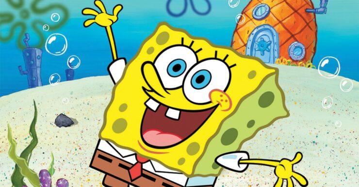 Cartone Spongebob
