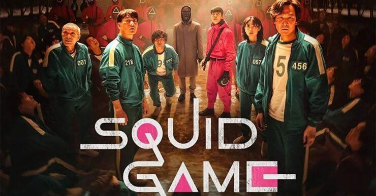 Biscotti Squid Game