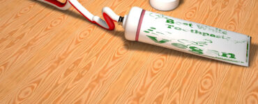 Gli usi del dentifricio per pulire casa