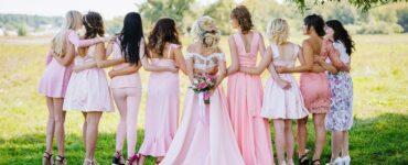 Organizzare la festa per la sposa