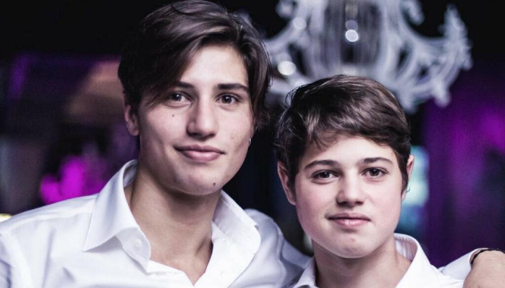 Figli Simona Ventura
