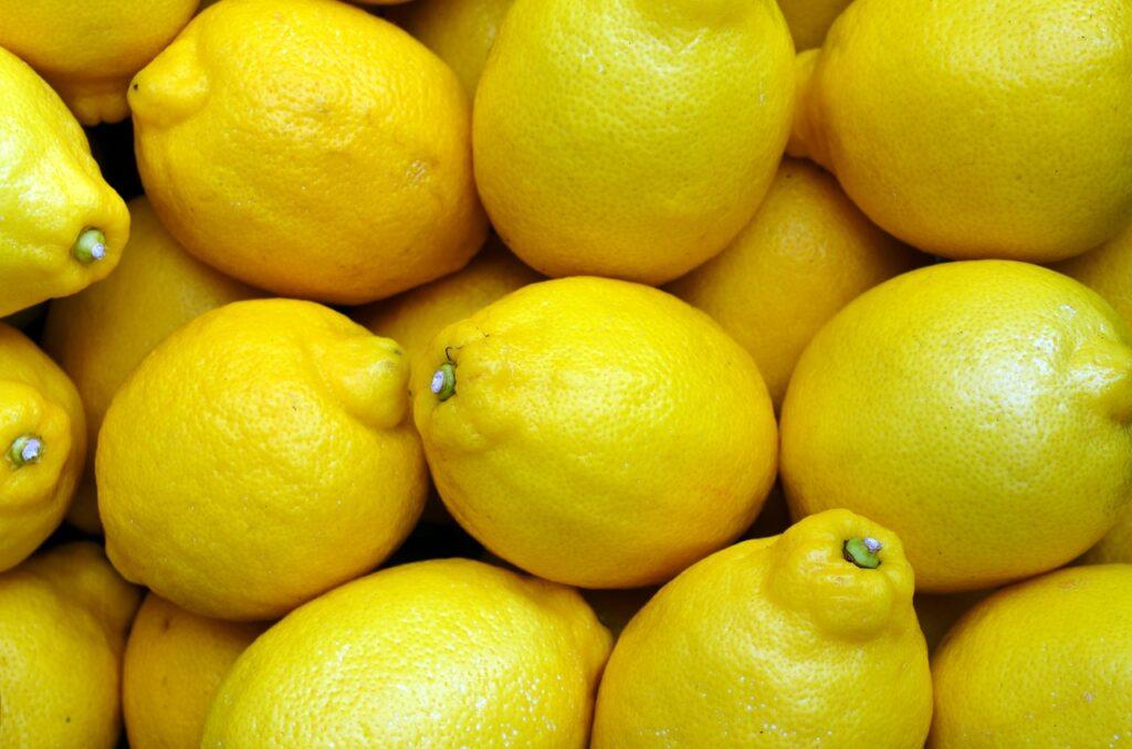limoni sempre freschi