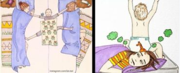 immagini che spiegano la maternità perfettamente