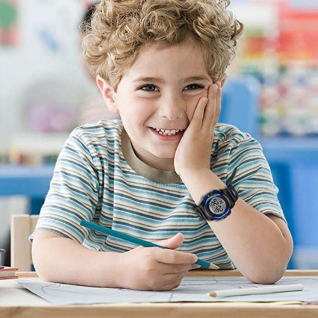 orologio sportivo per bambino