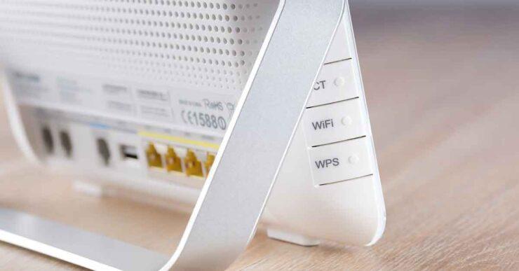 wifi di casa
